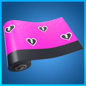 Cuddle Hearts Wrap Fortnite Royale Hearts Set