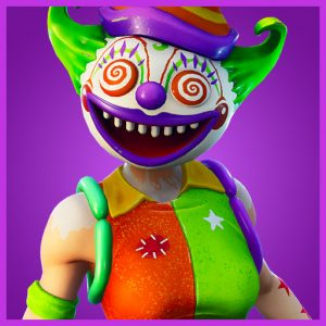Fortntie Outfit Peekaboo Party Parade Set