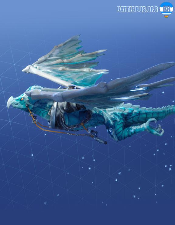 Frostwing Glider Fortnite Harbinger Set
