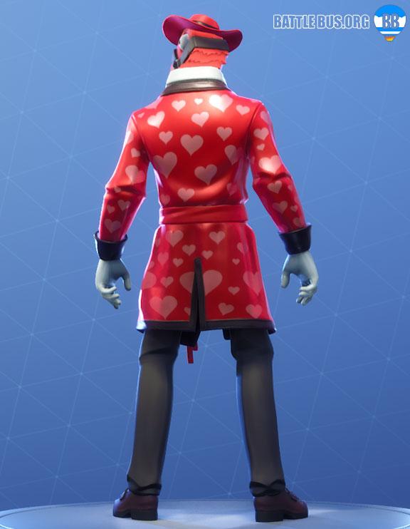 Heartbreaker Outfit Fortnite Royale Hearts Set