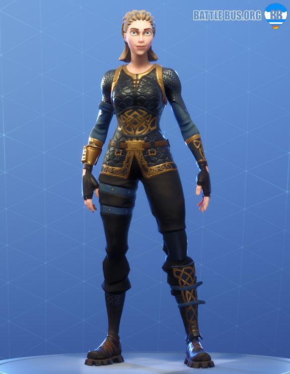 Highland Warrior Outfit Fortnite Laoch Set