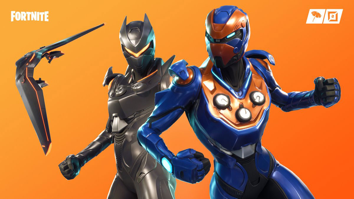 Criterion Oblivion Outfit Fortnite Set