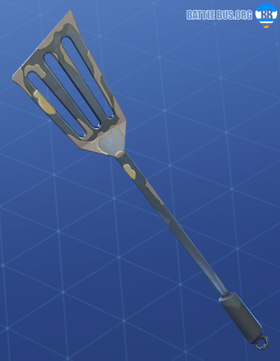 Patty Whacker Pickaxe Fortnite Durrr Burger Set