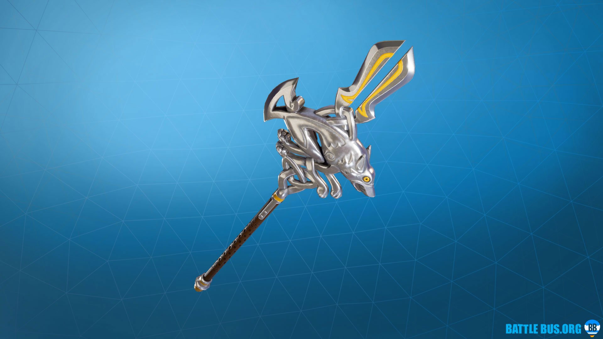 Silver Fang Pickaxe Fortnite Laoch Set