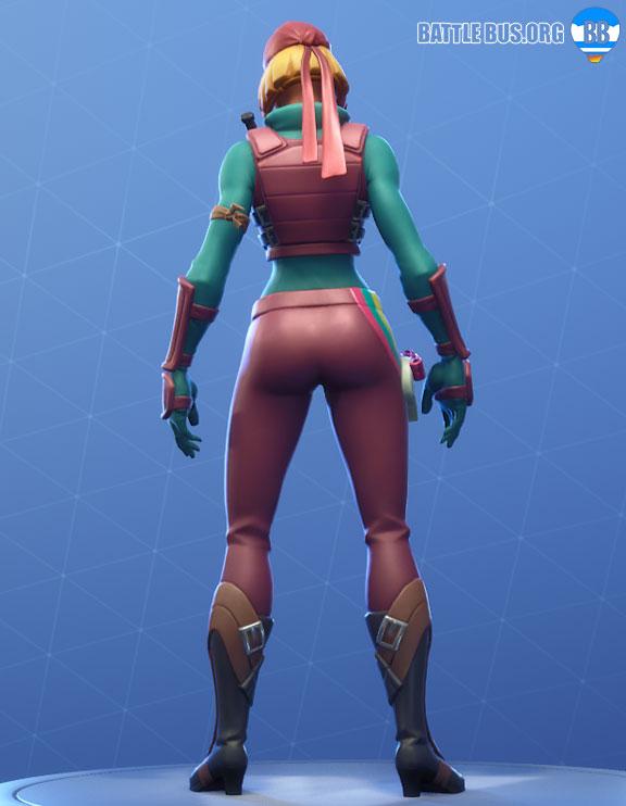 Skully Outfit Fortnite Skull & Bows Set Skin