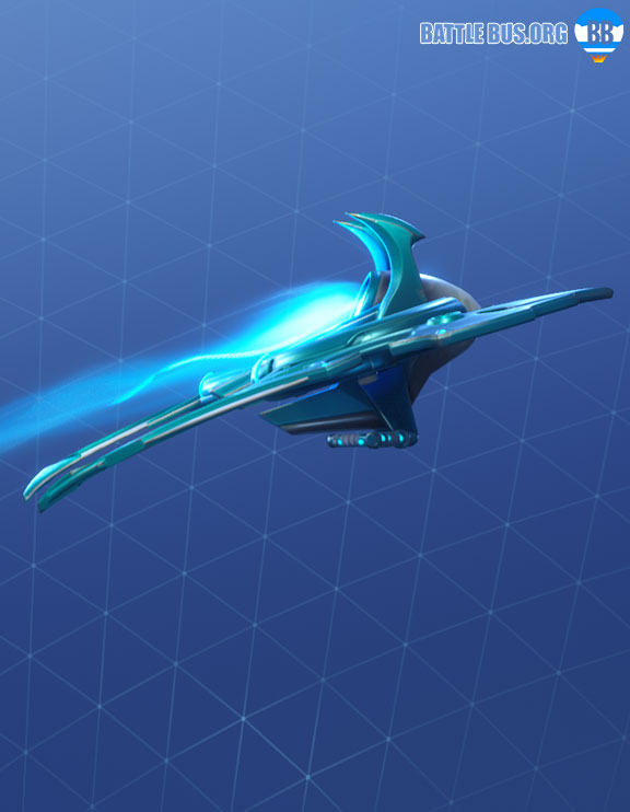 Snowblades Glider Fortnite Snow Clan Set