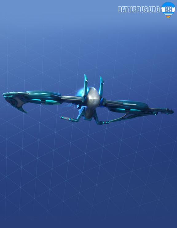 Snowblades Glider Fortnite Snowstrike Snow Clan