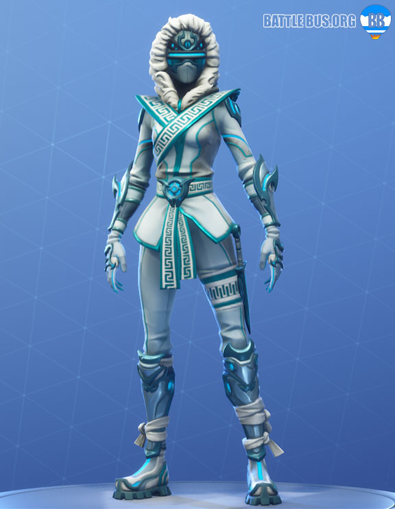 Snowstrike Outfit Fortnite Snow Clan