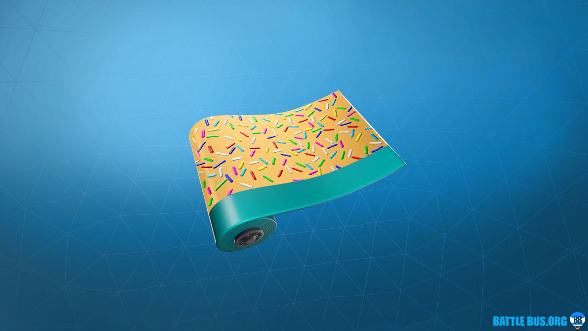 Sprinkles Wrap Fortnite Two Scoops Set