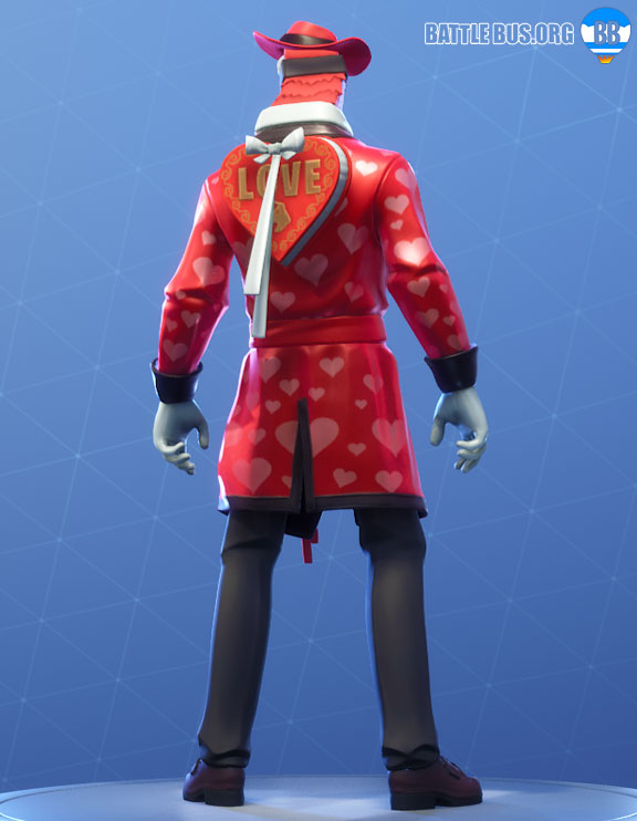 Sweetheart Heartbreaker Back Bling Fortnite Royale Hearts Set