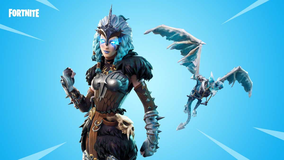 Valkyrie Outfit Fortnite