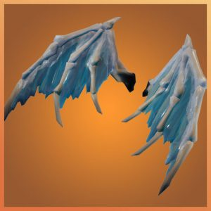 Fortnite Back Bling Valkyrie Wings