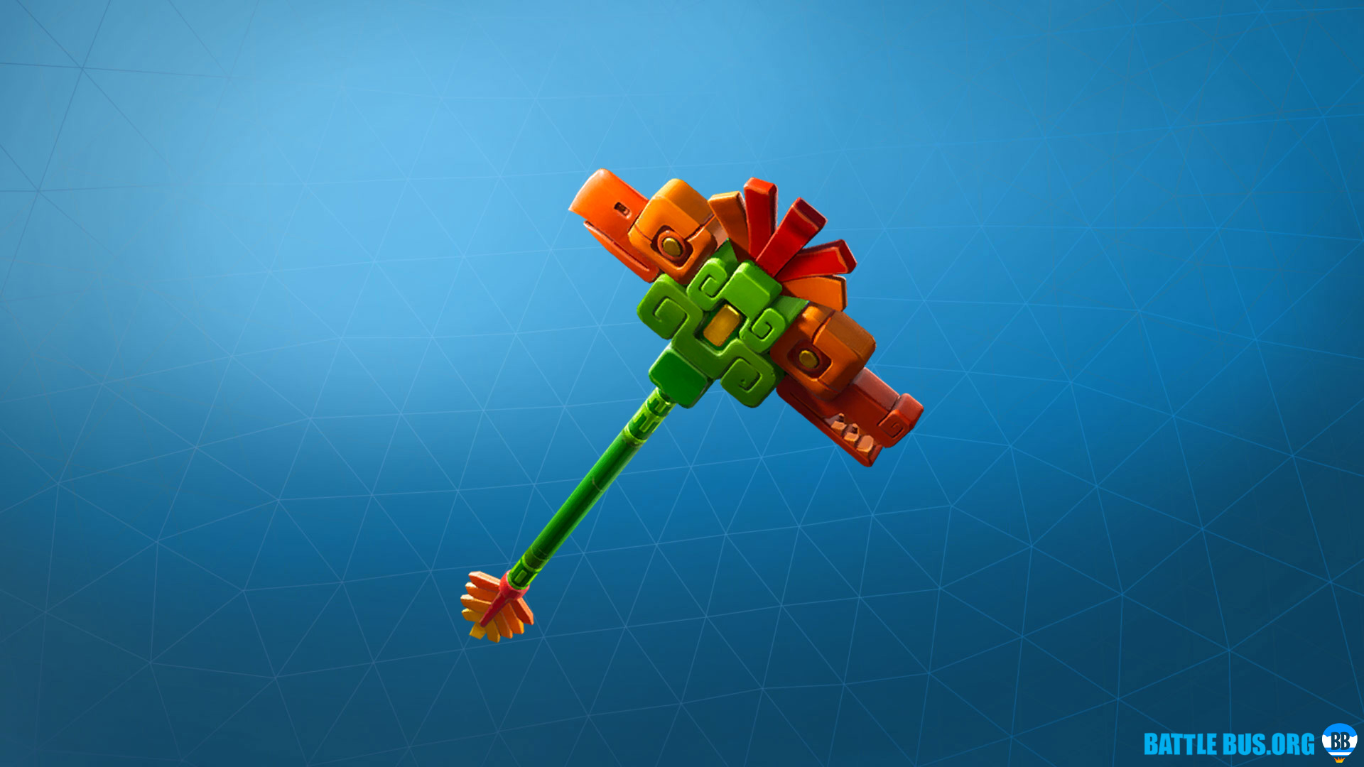 Axetec Pickaxe Fortnite Sun Soldiers Set