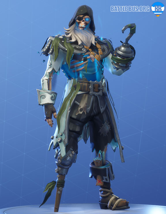 Blackheart Fortnite White Outfit Scallywags Set Stage 6