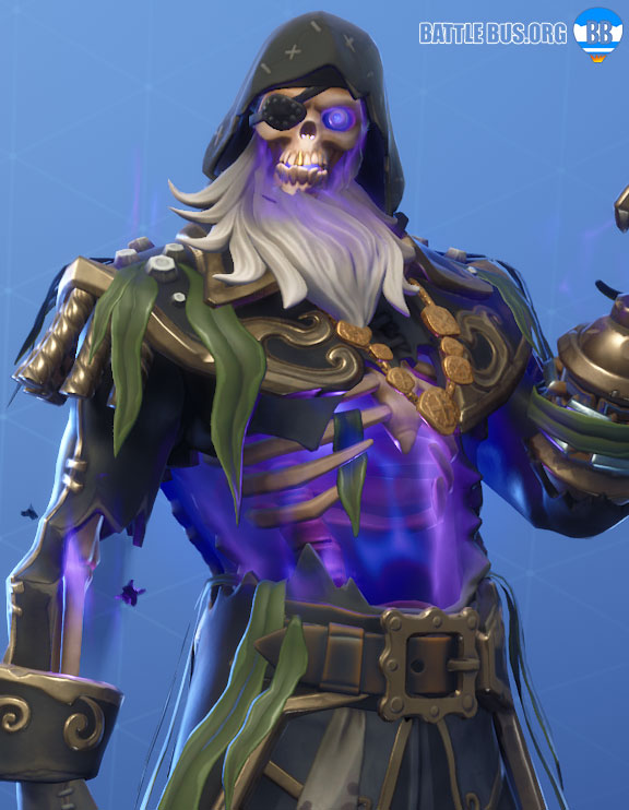 Blackheart Fortnite Outfit Scallywags Set Stage 7