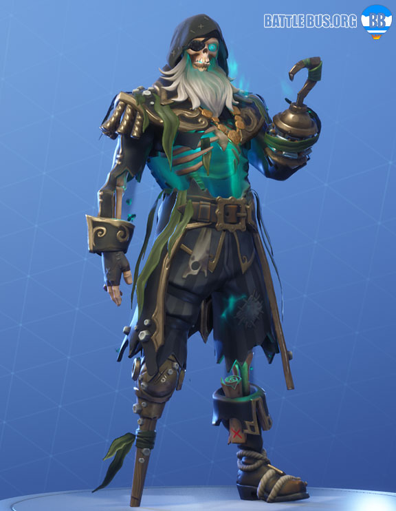 Blackheart Fortnite Outfit Scallywags Set Stage 5