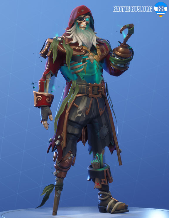 Blackheart Fortnite Red Outfit Scallywags Set Stage 5