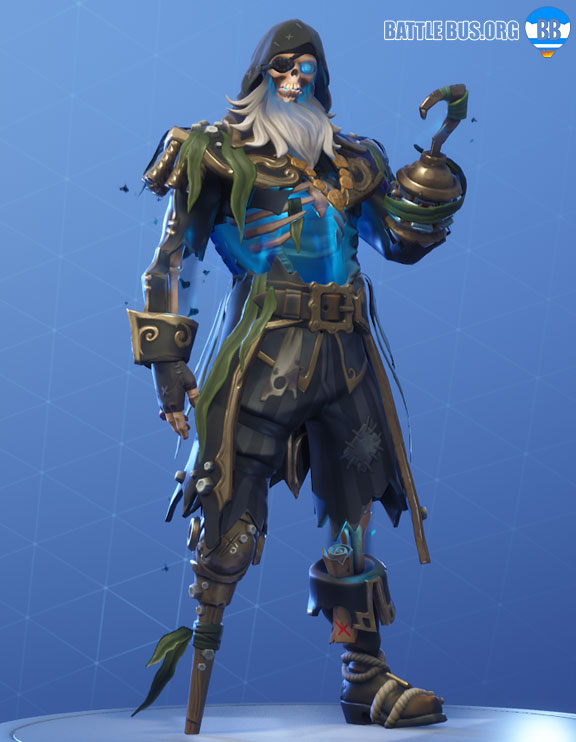 Blackheart Fortnite Outfit Scallywags Set Stage 6