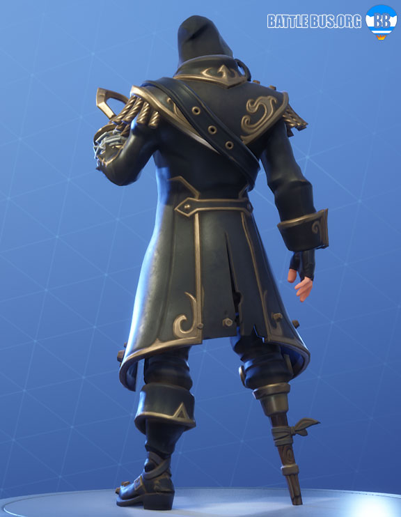 Blackheart Fortnite Outfit Scallywags Set Stage 3