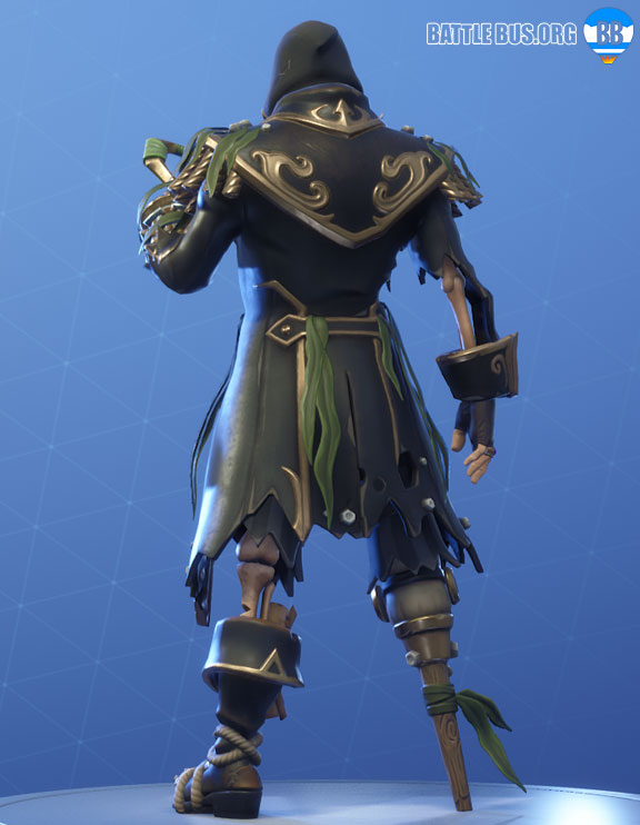 Blackheart Fortnite outfit Stage 4 Scallywags set
