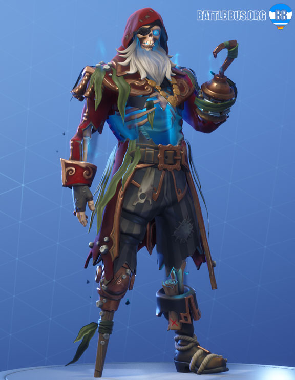 Blackheart Fortnite Red Outfit Scallywags Set Stage 6