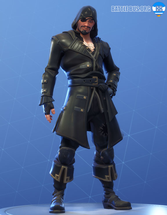 Blackheart Fortnite Outfit Scallywags Set
