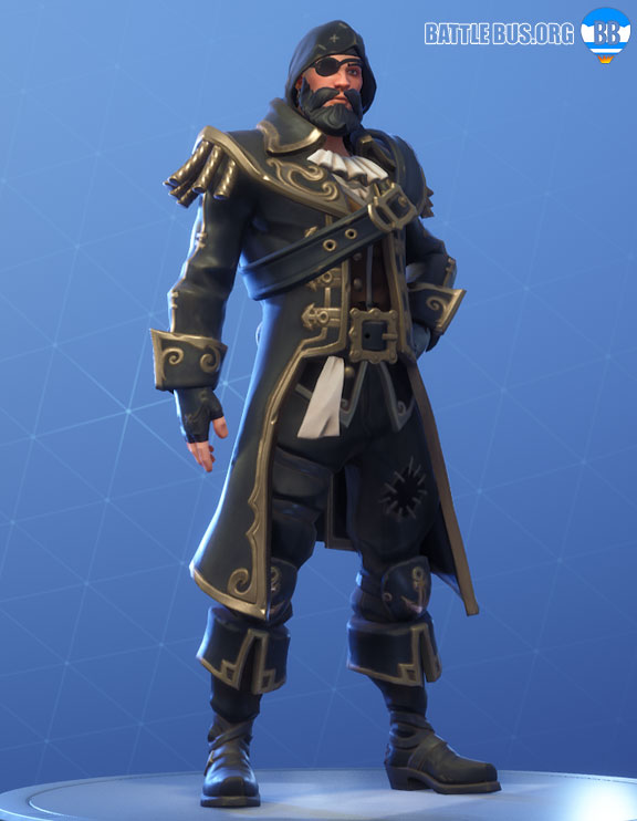 Blackheart Outfit Fortnite Scallywags Set Stage 2