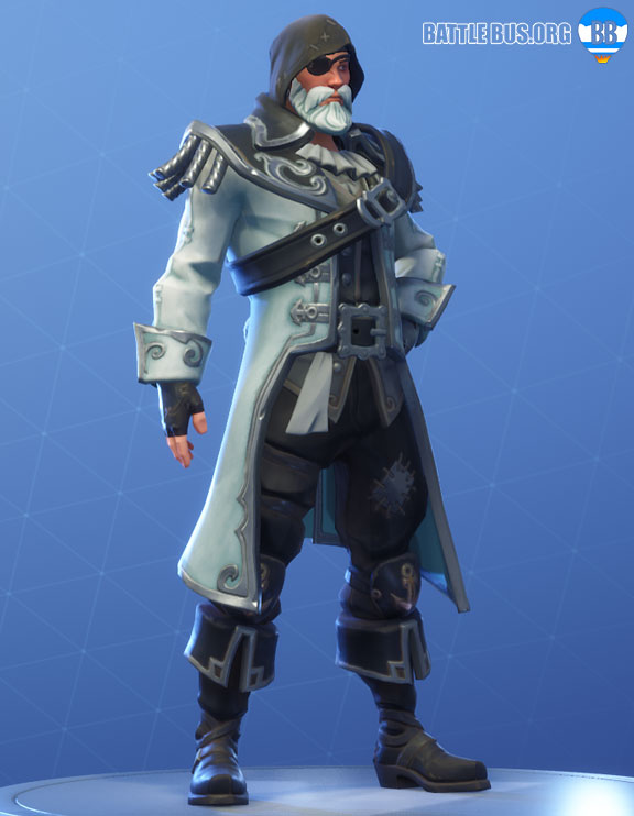 Blackheart Outfit White Fortnite Scallywags Set Stage 2