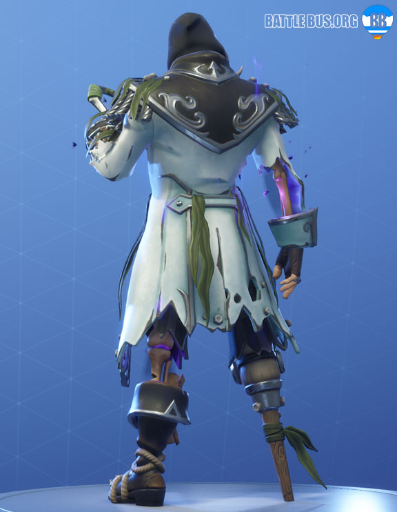Blackheart Fortnite White Outfit Scallywags Set Stage 7