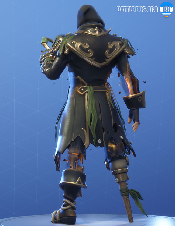 Blackheart Fortnite Outfit Scallywags Set Stage 8