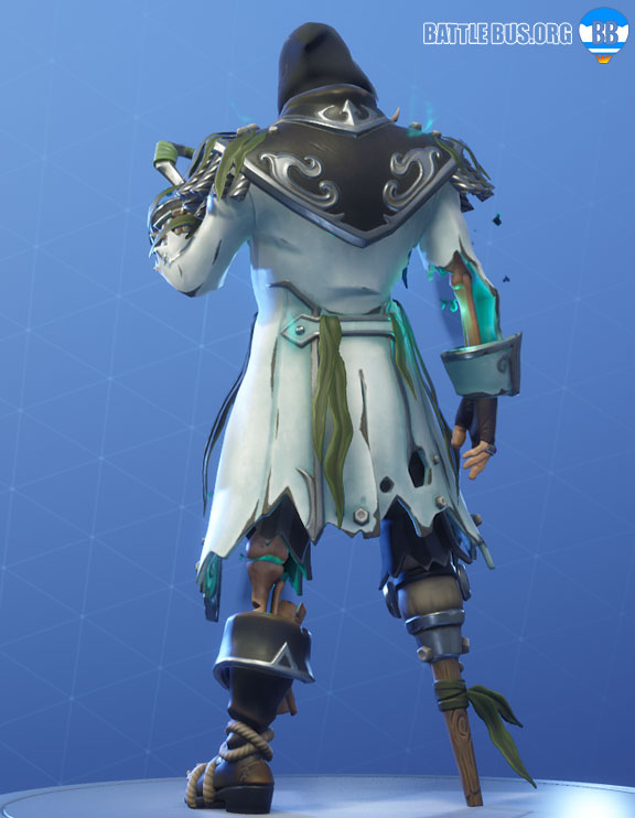 Blackheart Fortnite White Outfit Scallywags Set Stage 5