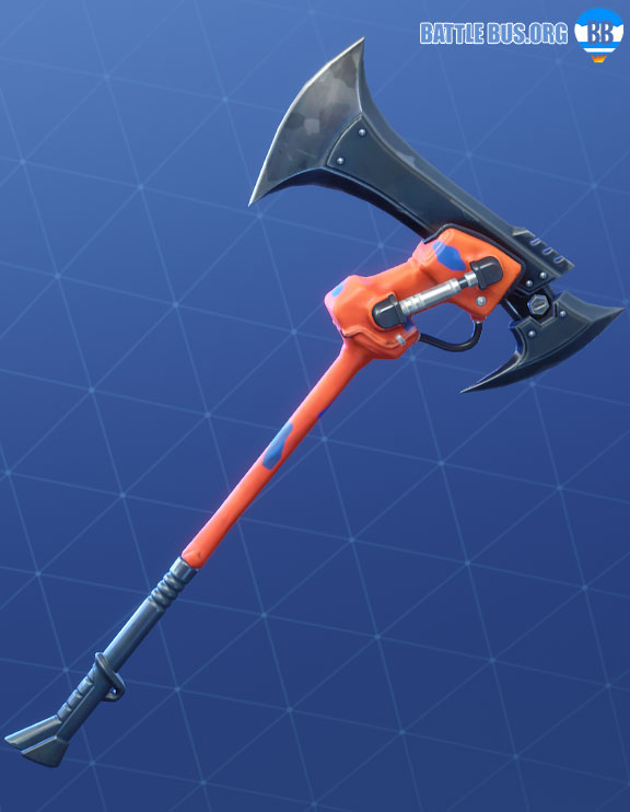 Brute Force Pickaxe Fortnite Tech Ops Set Hypernova