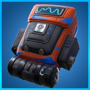 Fortnite Back Bling Oscilloscope