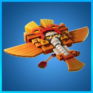 Fortnite Glider Sunrise Sun Soldiers Set