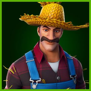 Fortnite Outfit Hayseed Fatal Fielders Set