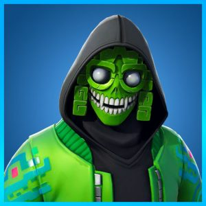 Fortnite Outfit Mezmer Sun Soldiers