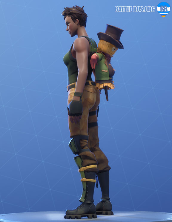 Haystacks Back Bling Fortnite Fatal Fielders