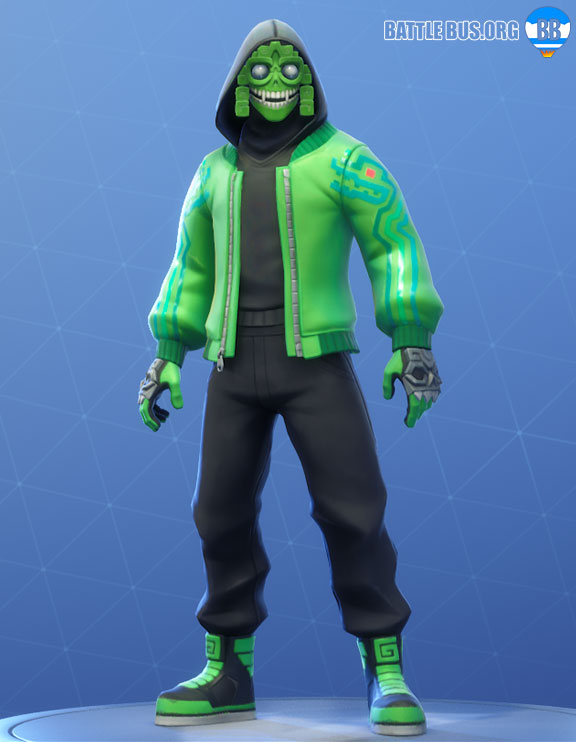 Mezmer Outfit Fortnite Sun Soldiers Set