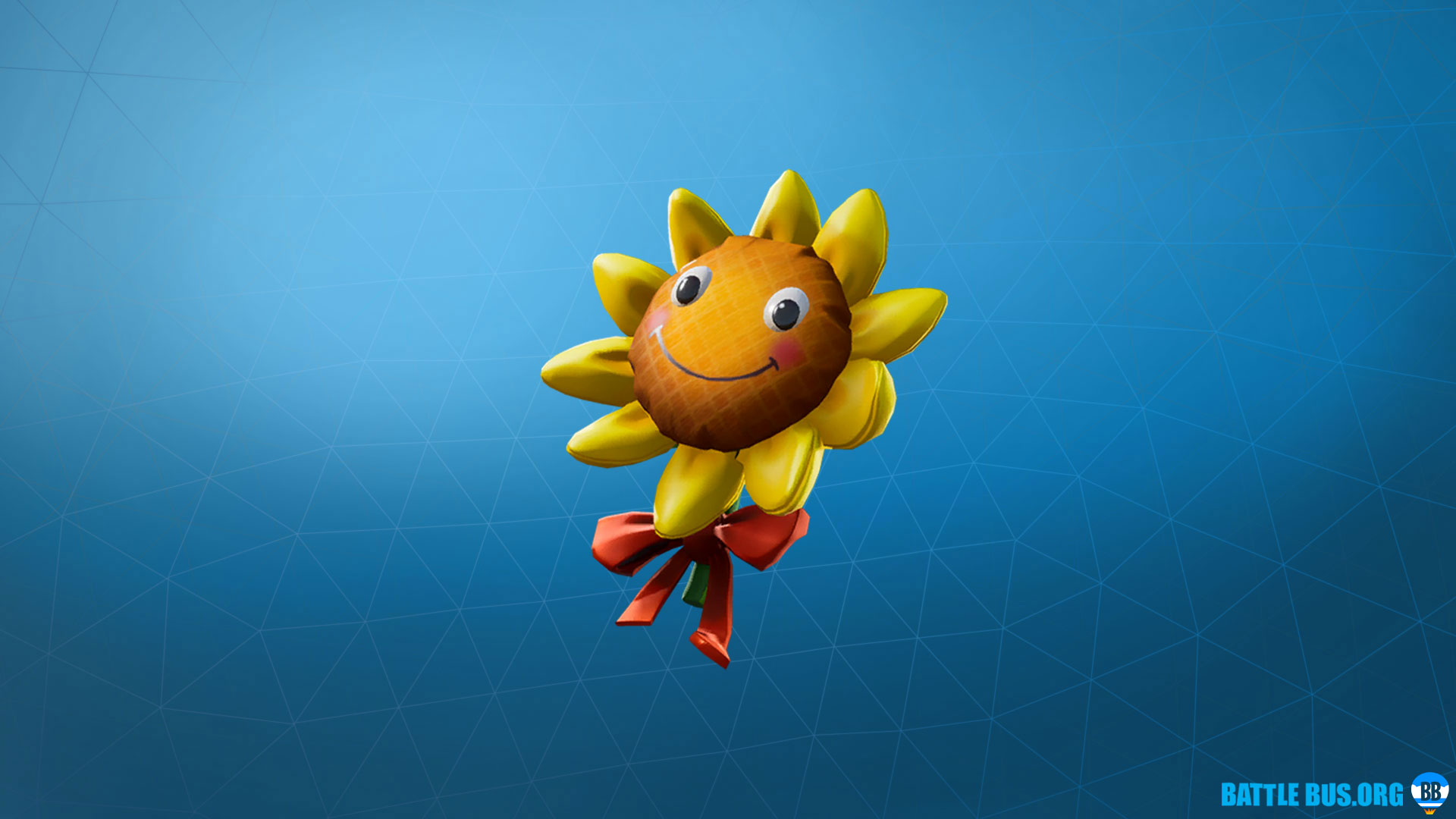Sun Sprout Back Bling Fortnite Fatal Fielders Set