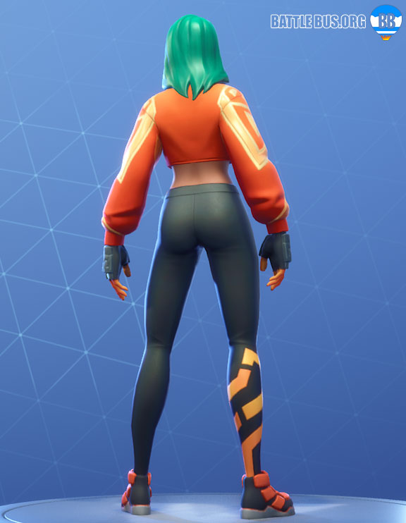 Sunbird Outfit Fortnite Sun Soldiers Set