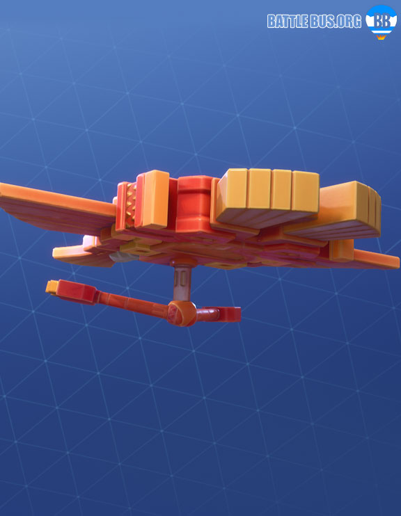Sunrise Glider Fortnite Sun Soldiers Set