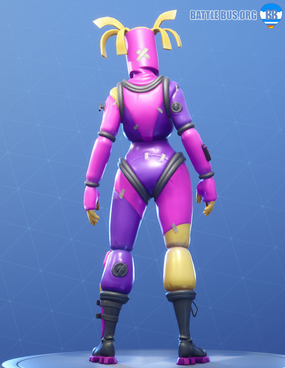 Twistie Outfit Fortnite Hot Air Set