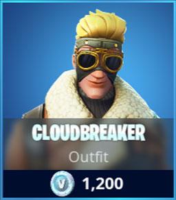 Cloudbreaker Skin