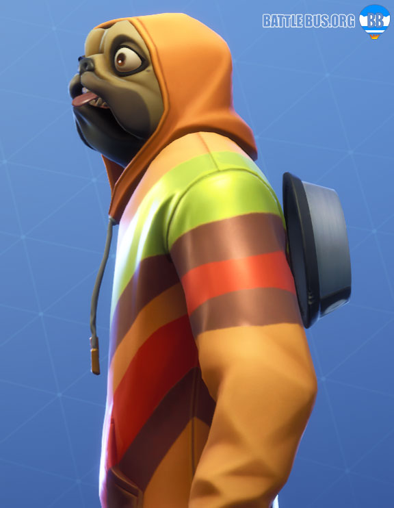 Chow Down Doggo Back Bling