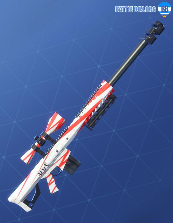 Converge Wrap Fortnite Takara Sniper Rifle
