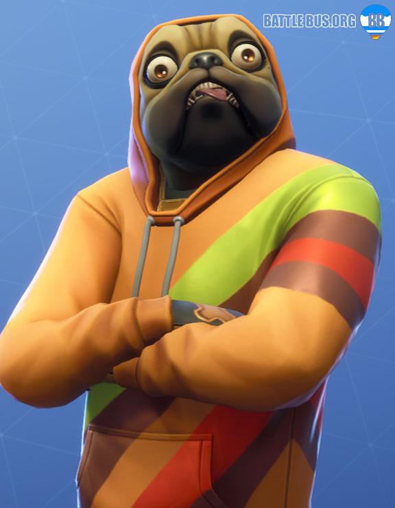 Doggo Outfit Fortnite Grumble Gang Set