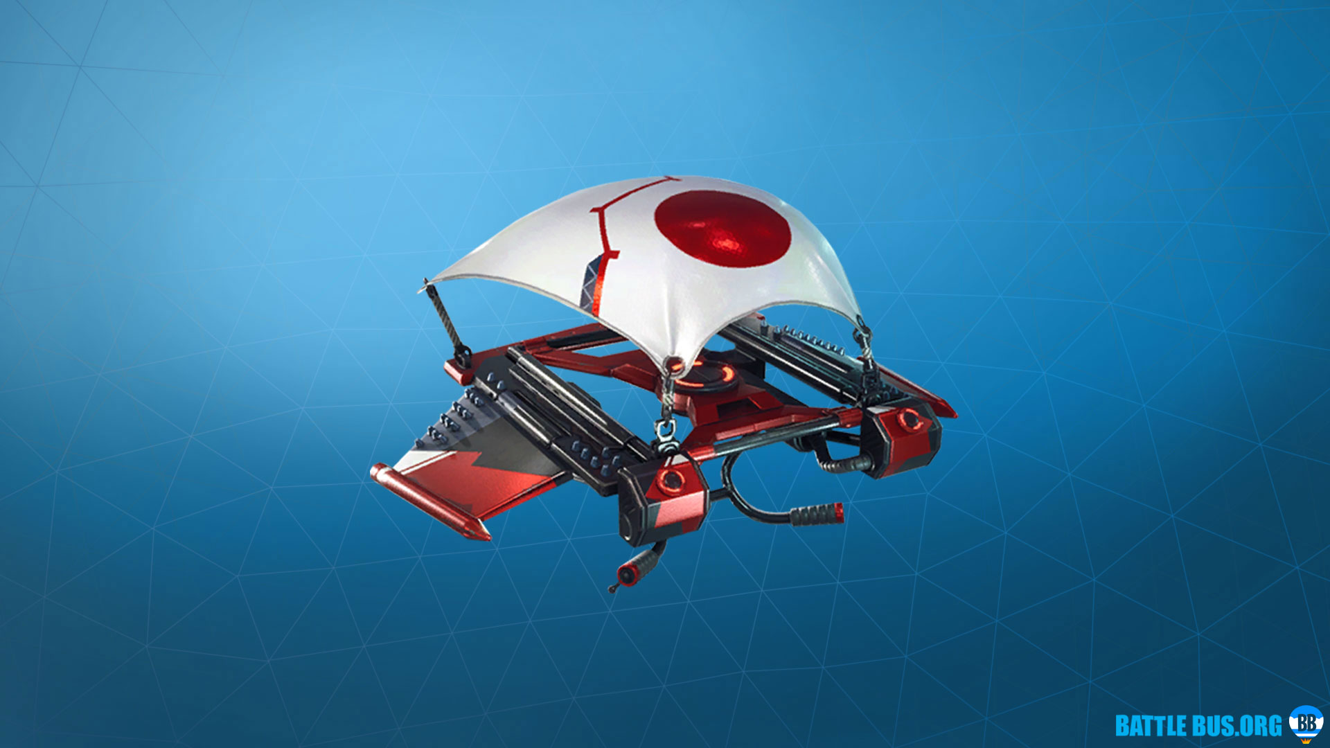 Engage Fortnite Glider Takara Set