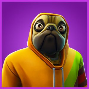 Fortnite Outfit Doggo