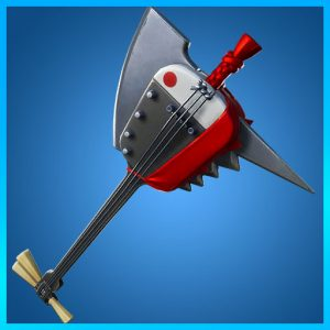 Fortnite Pickaxe Shamisen