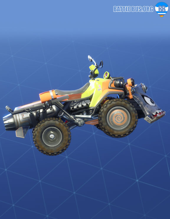 Fortnite Ruff Wrap Quadcrasher